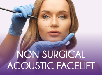 Non Surgical Acoustic Facelift